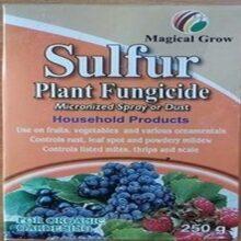 Sulfur Plant Fungicide 250G