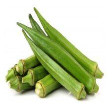 Green Okra ( Bhindi ) Seeds F1