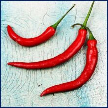 Cayenne Chilli Seeds Vegetable Seeds