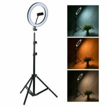 7ft Tripod Stand for Ring Light (ONLY STAND)