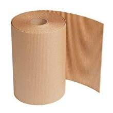 Brown Packing Sheet 25 inch width 200 Feet Length (L1 Water Proof)