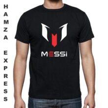 Messi Cotton T shirt Round Neck