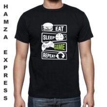 Cotton T shirt Round Neck LATEST DESIGN BY HAMZA EXPRESS