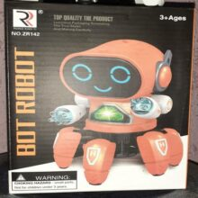 Dancing Robot Best toy for Kids