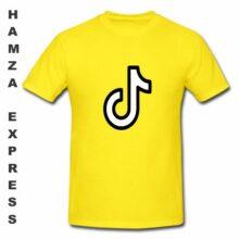 TIKTOK Cotton T shirt Round Neck LATEST DESIGN