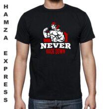 GYM Cotton T shirt Round Neck LATEST DESIGN