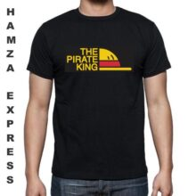 The Pirate King Cotton T shirt Round Neck LATEST DESIGN