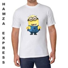 Minion Cotton T shirt Round Neck LATEST DESIGN