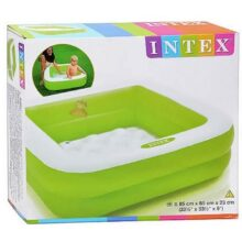 Swimming Pool For kids (INTEX) 34/34/10 INCHES (57100)