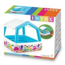 Swimming Pool For kids (INTEX) ( 62″ L x 62″ W x 48″ H ) (57470)