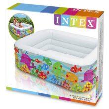 Swimming Pool For kids (INTEX)  62.5″ L x 62.5″ W X 19.5″ H INCHES (57471)