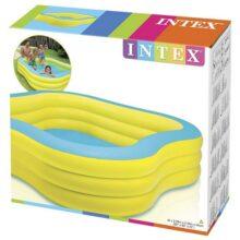 Swimming Pool For kids (INTEX) ( 90″ L x 90″ W x 22″ H ) (57495)