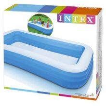 Swimming Pool For kids (INTEX) (120″ L x 72″ W 22″ H) (58484)