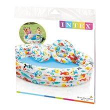 Swimming Pool For kids (INTEX) (52″ x 11″) With Ball And Tube (59469)