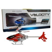 Remote Control Velocity Helicopter – Blue
