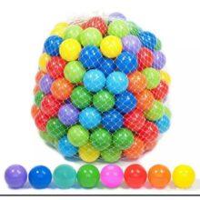 Kids Soft Plastic Balls PACK OF 50