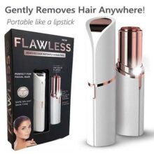 Flawless Facial Hair Remover – Women Painless Hair Remover | Facial Hair Remover With Battery Included