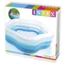 Swimming Pool For kids (INTEX) ( 73″ L x 71″ W x 21″ H ) (56495)