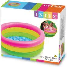 Swimming Pool For kids (INTEX) 24/8 INCHESZ (57107)