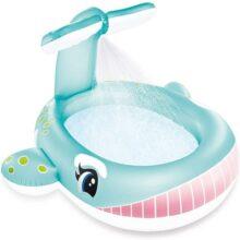 """Swimming Pool For kids (INTEX) (79"""" x 77"""" x 36"""") (57440)"""