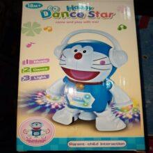 Happy dance star best toy for kids DORAEMON