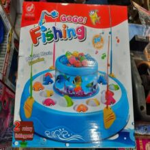 Fishing game 3D large size BEST TOY FOR KIDS