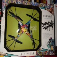 FPV WIFI Drone with camera LATEST MODEL TOY For Kids