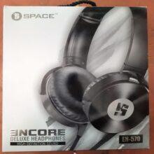 3N Core deluxe Headphones High Definition Sound EN-570