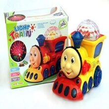 Light train with music and lighting Toy for kids