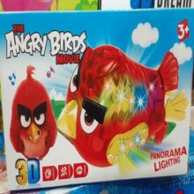 Angy bird toy for kids Panorama lighting and music