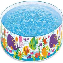 Swimming Pool For kids (INTEX) ( 6′ x 1'3″) (56452)
