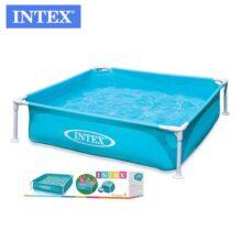 """Swimming Pool For kids (INTEX) 48"""" X 48"""" X 12"""" (57173)"""