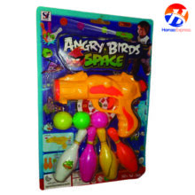 Angry Bird Space Gun Toy For Kids