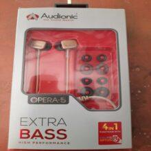 Audionic Opera 5 Extra Bass Handfree 4 IN1