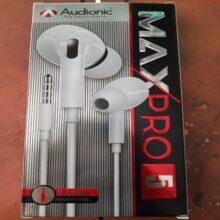 Audionic MAX PRO 5 High Premium Quality Earphone