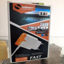 Fast charger 2 USB 3.4A
