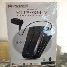 Audionic KLIP-ON V Retractable Headset BT 5.0 version