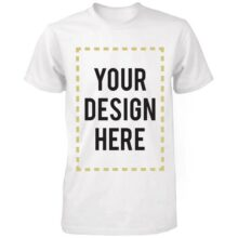Premium Quality Customized Polyester T-Shirt Name,Logo,Picture