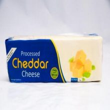 Cheddar Cheese 2kg BY HAMZA EXPRESS