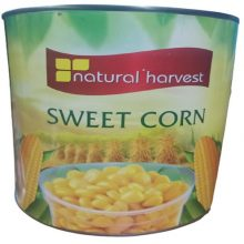 Sweet Corn 3kg Tin BY HAMZA EXPRESS
