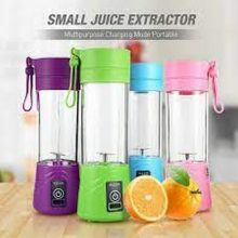 USB Rechargeable Juicer Blender 6 Blades BY HAMZA EXPRESS